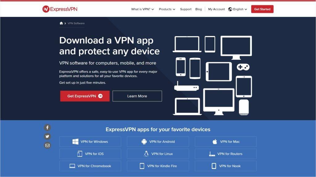 Best Free VPN for Netflix - ExpressVPN