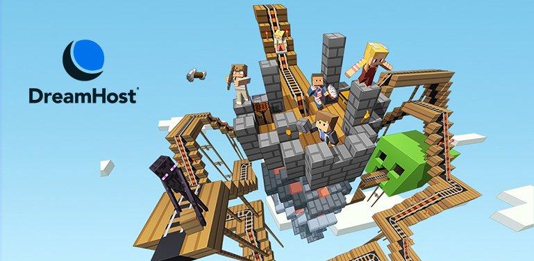 DreamHost Minecraft Server Guide