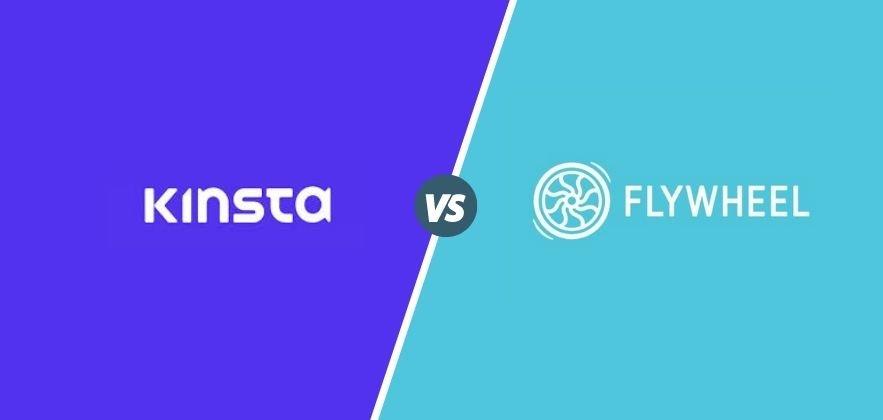 Kinsta vs Flywheel WordPress hosting