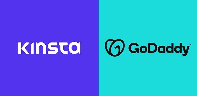 Kinsta vs GoDaddy Comparison