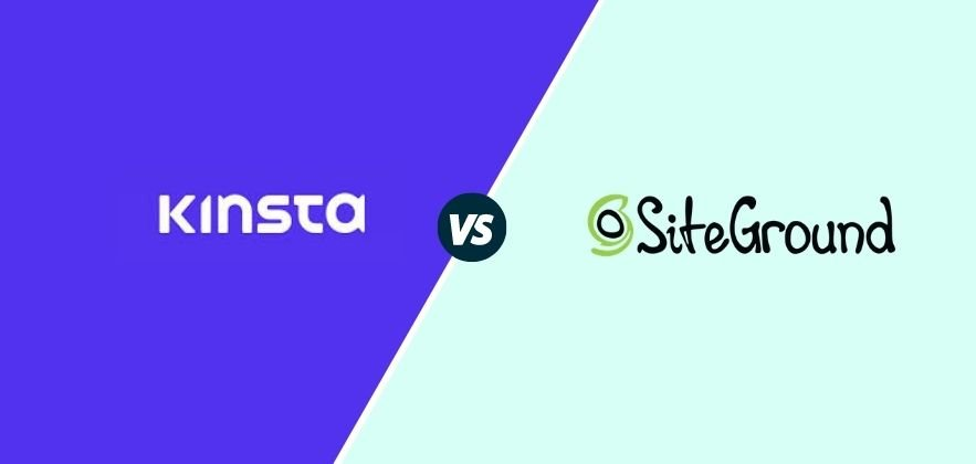 Kinsta vs SiteGround featured image