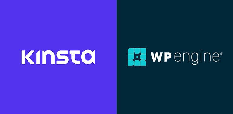 Kinsta vs WP Engine WordPress Hosting Comparison