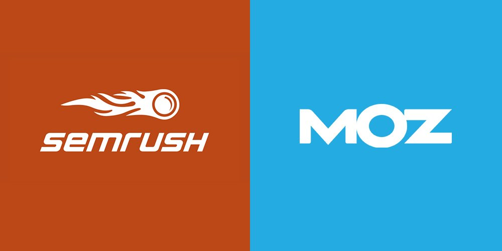 SEMrush vs Moz SEO Tool Comparison