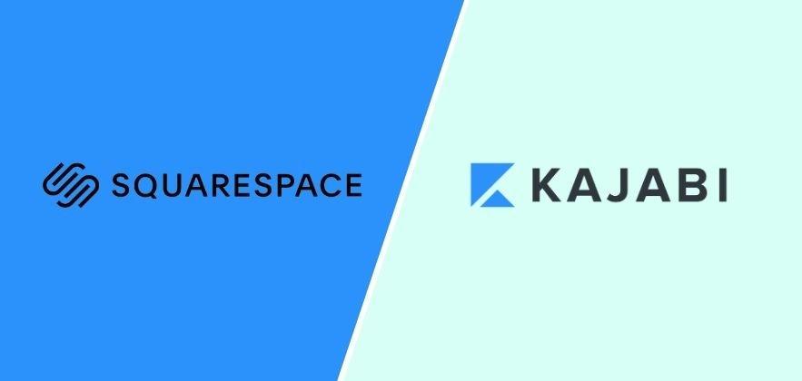 Squarespace vs Kajabi