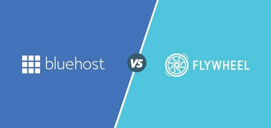 bluehost vs flywheel