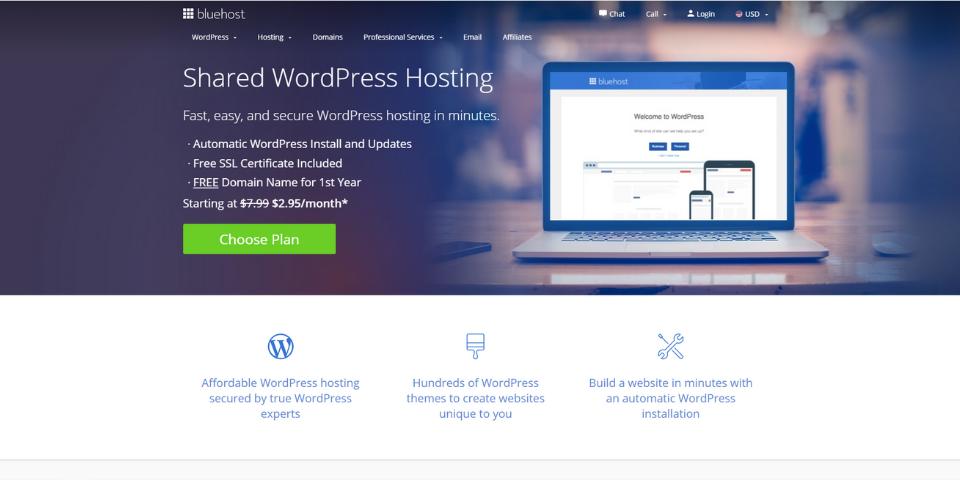 Bluehost vs HostMonster Features