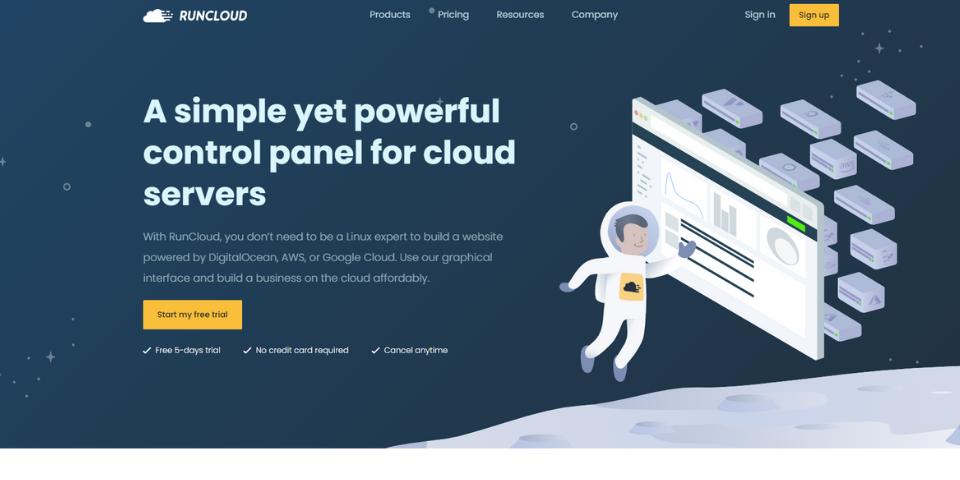 Cloudways Alternative RunCloud