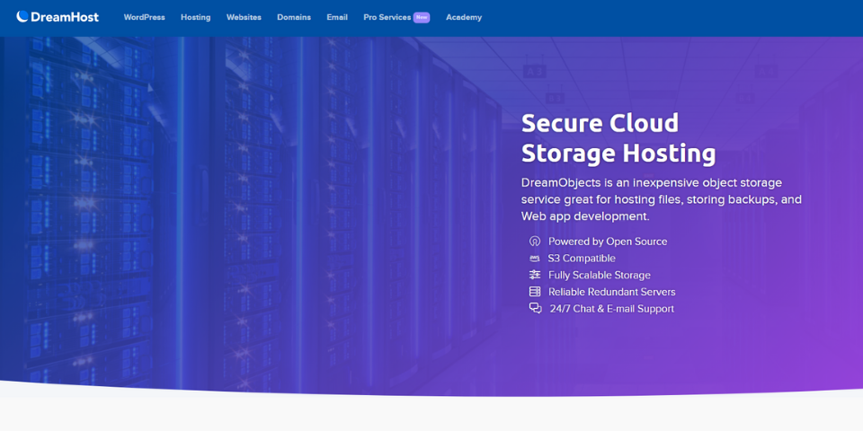 DreamHost Happy Hosting Review Security