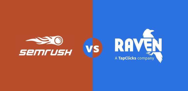 semrush vs raven tools