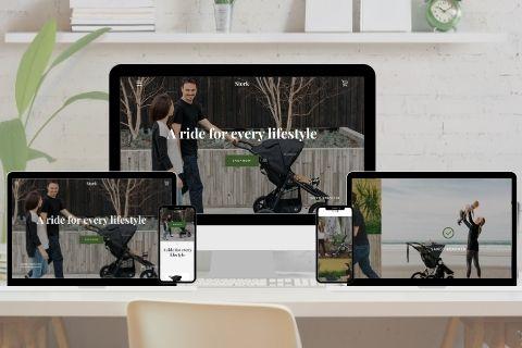 Shopify Narrative Theme