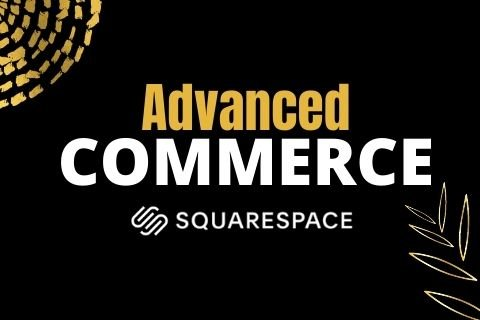 squarespace yearly cost advanced commerce plan
